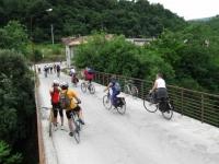 7 Giugno 2009 - Furlo in bicicletta