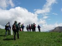 Alta Val Canala - Monte Catria 15 Aprile 2012