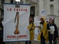 18 Settembre 2010 - Manifestazione contro la Caccia