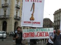 Manifestazione Nazionale Anticaccia 2011