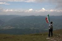 Monte Catria 2 Giugno 2011