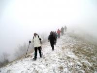 Monte Catria - 25 Gennaio 2015