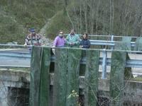 Rimozione barriere Salamadrina 2010