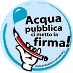 Referendum acqua: moratoria subito, diritto di voto nel 2011