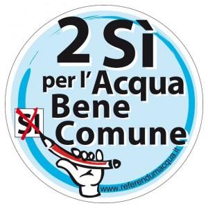 Adempimento esito referendum sull'acqua del 12-13 Giugno 2011