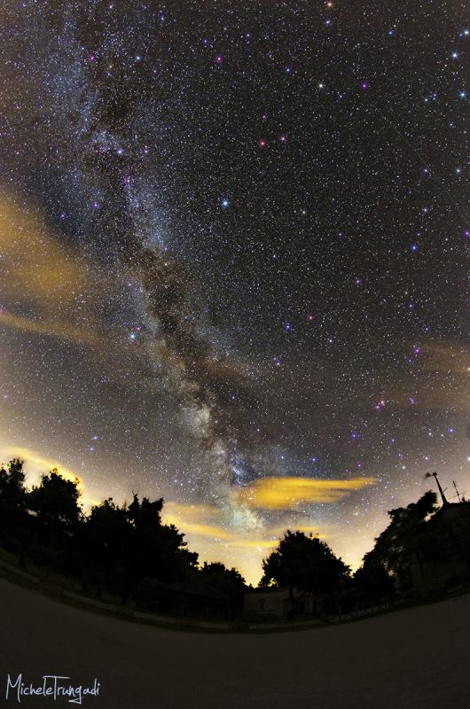 Inquinamento luminoso: non lasciamoci rubare il nostro cielo!