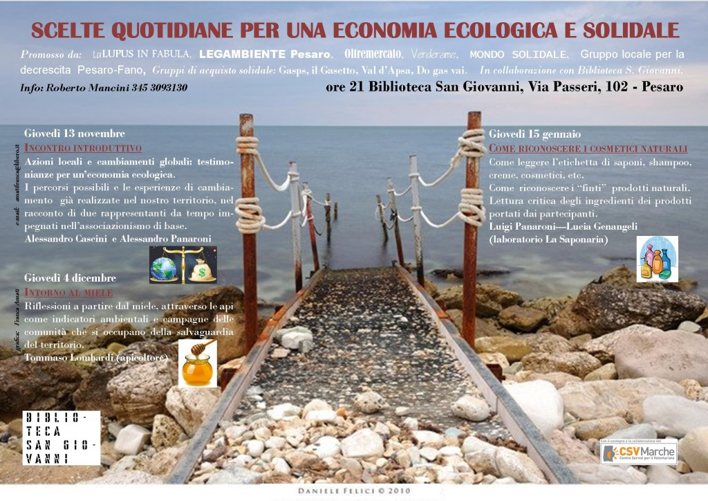 A3 ECOLOGIA SOLIDALE