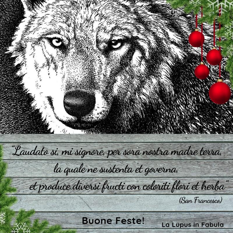 Buone feste e tanti auguri a tutti dalla Lupus In Fabula!