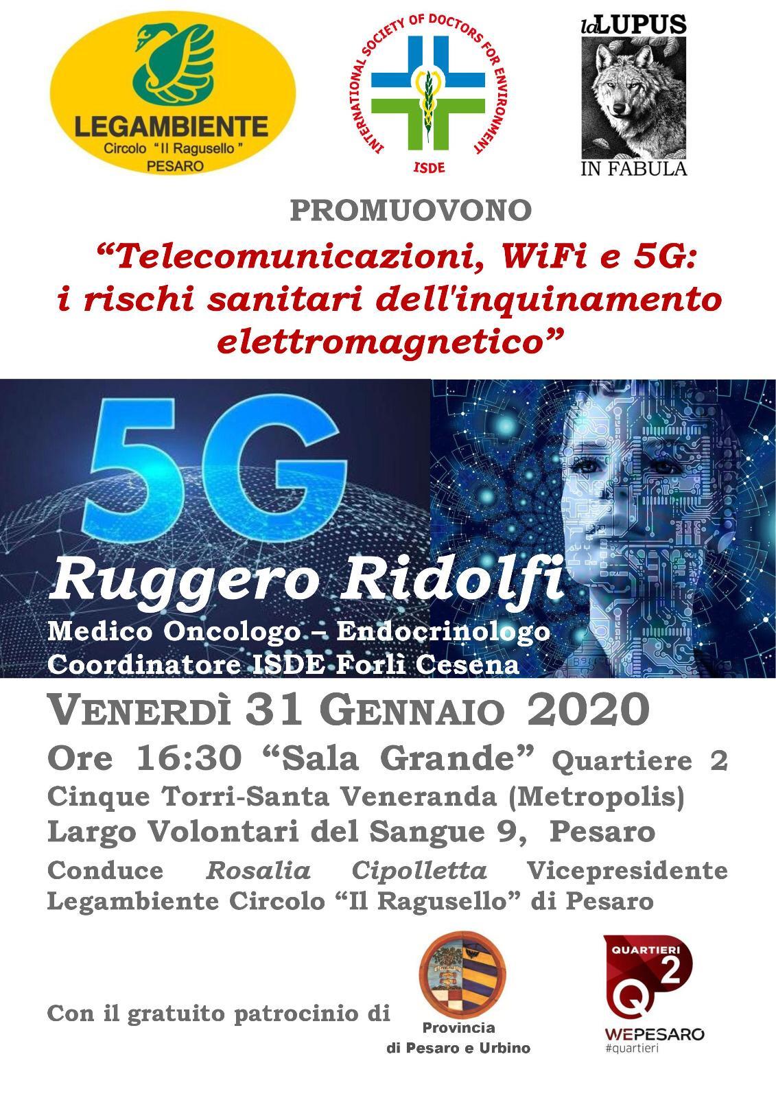 Telecomunicazioni, WiFi e 5G: i rischi sanitari dell'inquinamento eletromagnetico