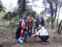 Piantumazione Miralfiore - 1 Aprile 2012