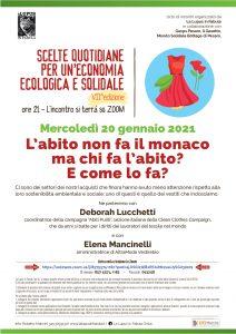 SCELTE QUOTIDIANE PER UN'ECONOMIA ECOLOGICA E SOLIDALE (VII edizione)